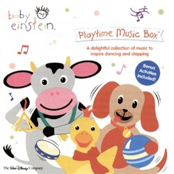 Baby Einstein - Play Time Music Box