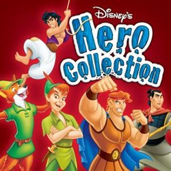 Various  Artists - Disneys Hero Collectıon